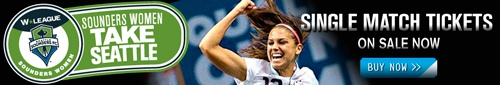 Alex Morgan Talks Olympics & Sounders