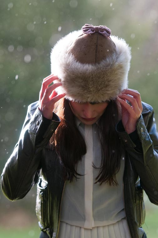 Sheepskin Stella Hat