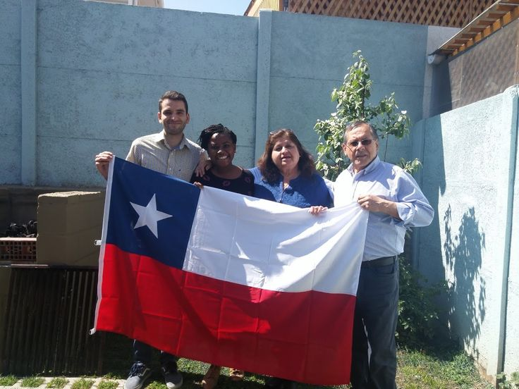 ¡Viva Chile! - celebrating Chile's Independence Day whilst studying abroad