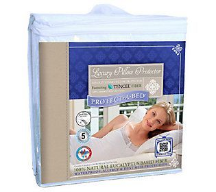 Protect-A-Bed Luxury Standard Pillow Protector