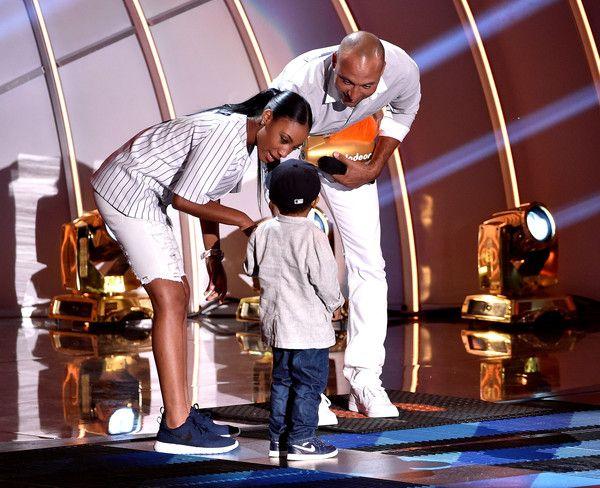 Derek Jeter Photos - The Nickelodeon Kids' Choice Sports Awards 2015 - Zimbio