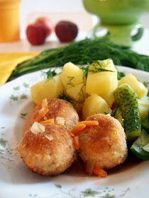 Vege Szamanka - kuchnia wegańska: Idealne klopsiki z czerwonej soczewicy na tradycyjny obiad