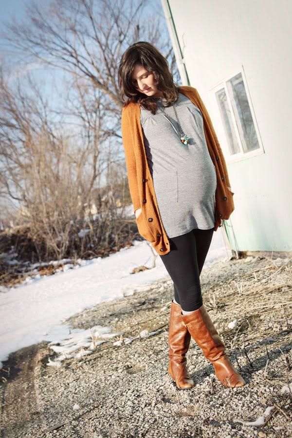 874453f7224f0 Maternity Fashion Lookbook | Maternity Fashion, Pregnancy outfits, Maternity  Tights