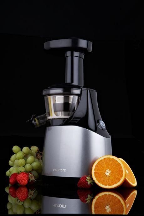 Slow Juicer HU-500 grå, Hurom