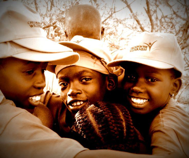Limpopo Valley CITW Camp at Mashatu Game Reserve #community #Botswana