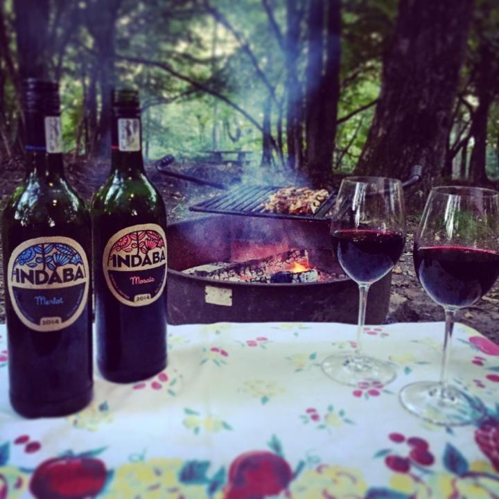 Braai, camping, Indaba - life is perfection!