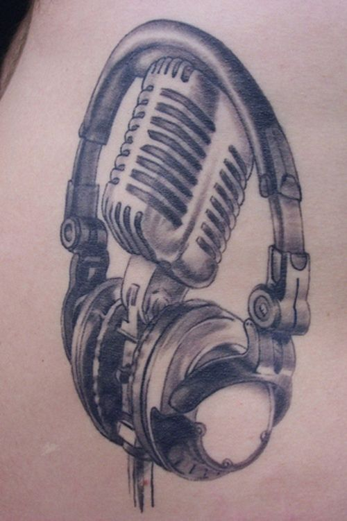 part of my soonbe arm piece tattoos pinterest tattoo and microphone tattoo. Black Bedroom Furniture Sets. Home Design Ideas