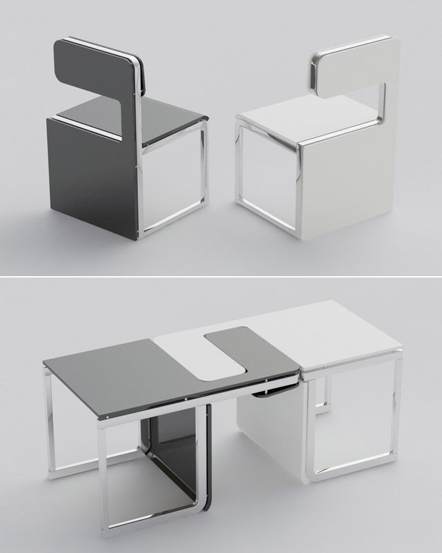Sensei Multifunctional Furniture Multifunctional Interiors Inside Ideas Interiors design about Everything [magnanprojects.com]