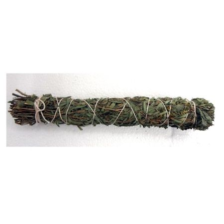 Australian Native Smudge Stick – Tree Fern. Agna Native Smudge Stick with Tree Fern, Wattle, Tea Tree, Tallowwood. This blend assists in trusting Life, allowing it to unfold step by step.  It helps to clear concerns about the future and bring you back to the present moment.