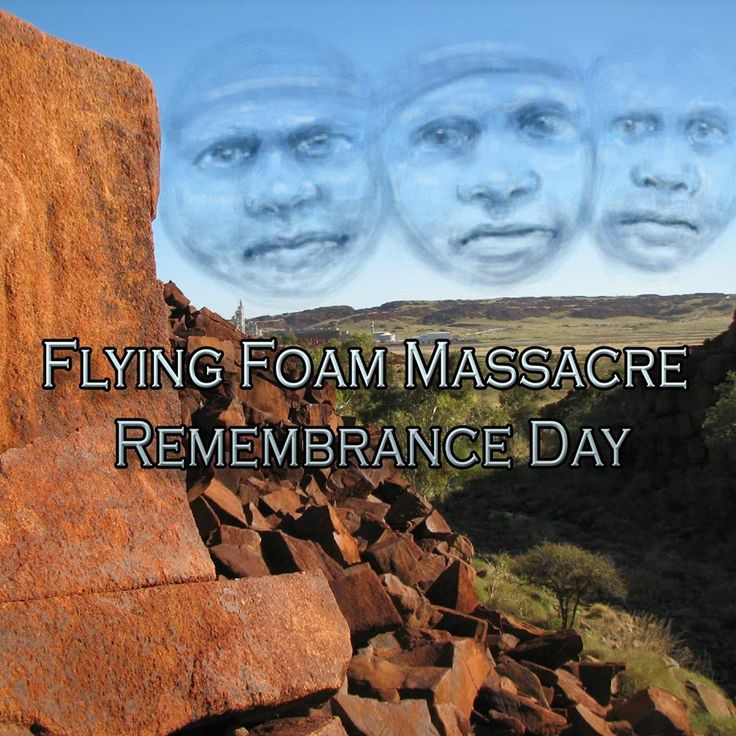 I would ask all my friends to make this their profile picture for 24hrs to stand with the people at Kings Bay Western Australia as they remember their relatives killed during the Flying Foam Campaign that began on the 17th February 1868 with the Murder of Men, Women and Children.  https://www.facebook.com/photo.php?fbid=597167550431481&set=a.102989933182581.6066.100004147235174&type=3&theater