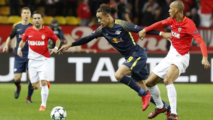 Berita Liga Champions: AS Monaco 1 - 4 RB Leipzig