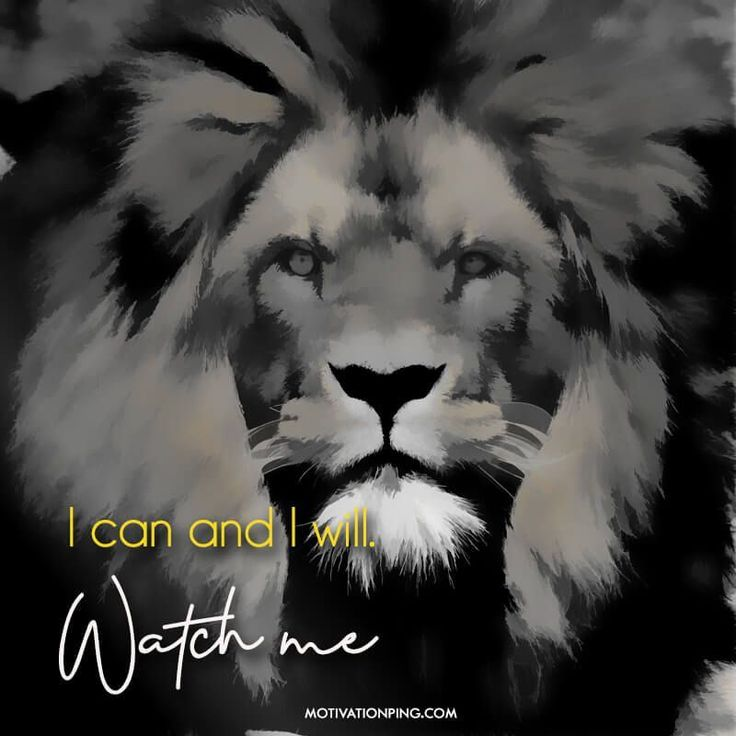 I can and i will watch me carrie green motivation