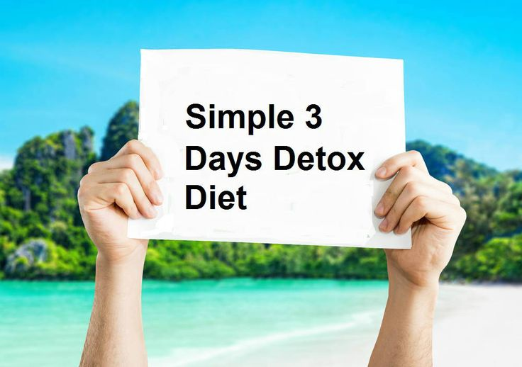 Check Out This Simple 3 Days Detox Diet! Results are Fantastic! our Easy and Simple 3 Days Detox Diet is Here – Check it out and you won't regret it! Clean your organism by eating healthy food which will detox your body and you...find more here: http://worldhealthchoice.com/simple-3-days-detox-diet/