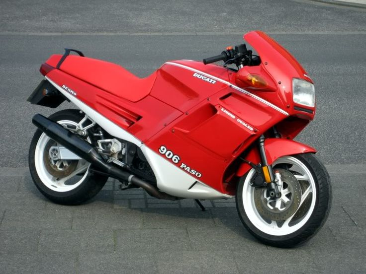 Ducati Paso