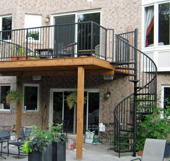 Best Gallery Spiral Stair People Staircase Outdoor Outdoor 400 x 300