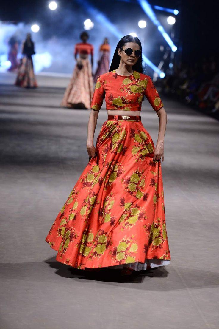 Sabyasachi at the Lakme Fashion Week Summer/Resort 2015.