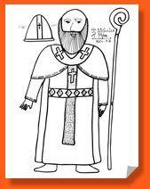 Paper Dali: Saint Nicholas's Feast Day: Dec. 6