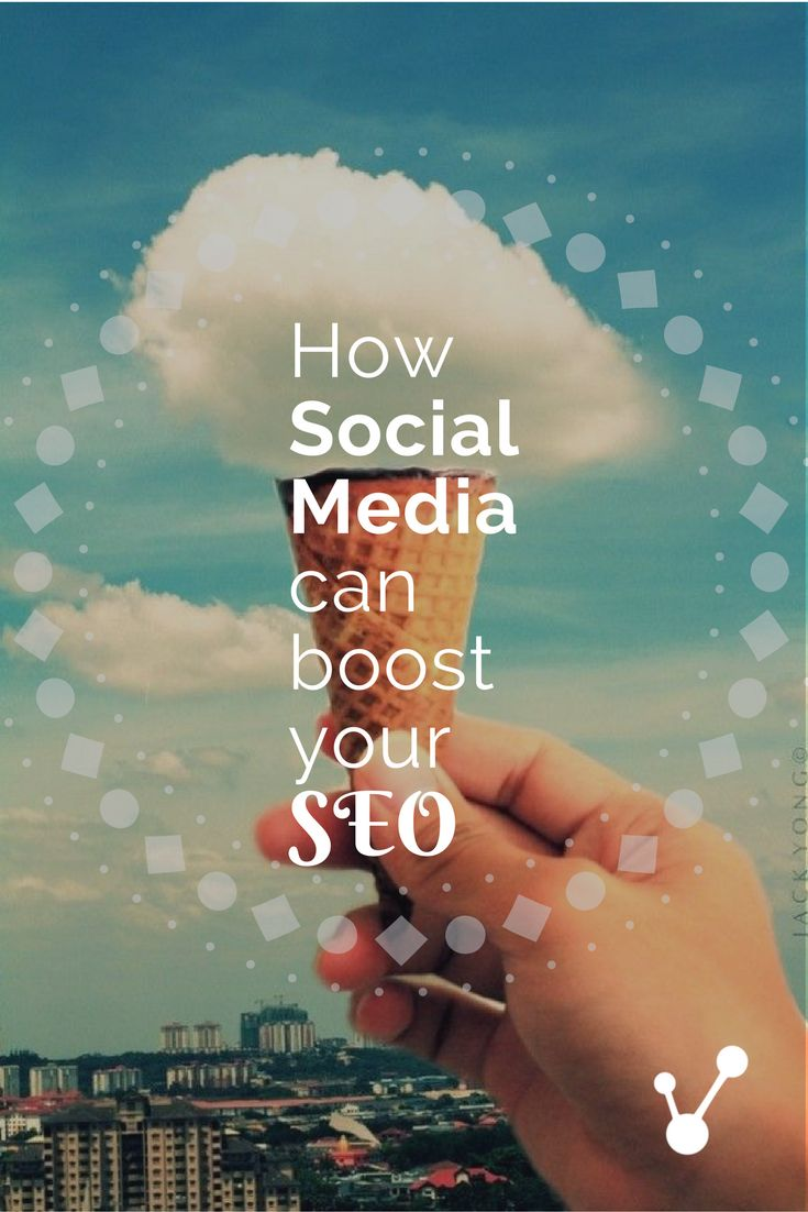 Bradd Shore goes about how your social media can boost your SEO in few ways.
