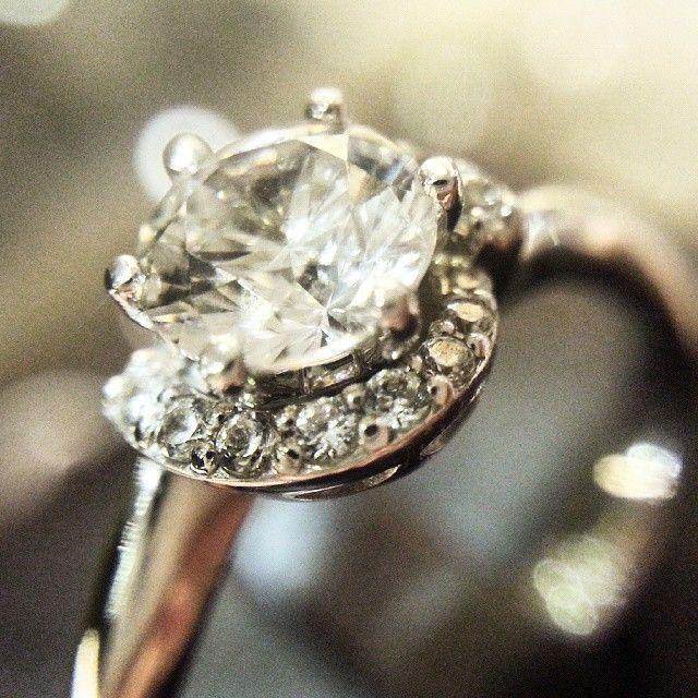 0.5ct Diamond Ring #diamondring #engagementring #ring #예물 #웨딩링