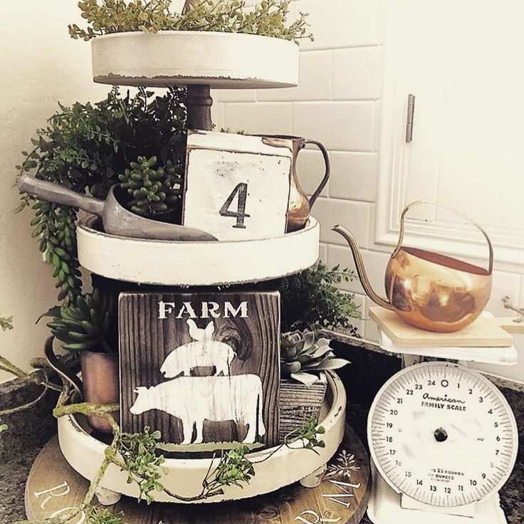 """89 Likes, 7 Comments - House of Boys & Beauty (@houseofboysandbeauty) on Instagram: """"Just a simply-stunning vignette with our animal #farm sign & one of our mini #family number signs.…"""""""