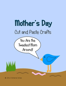 FREE ~ Help your young learners celebrate Mother's Day with four simple cut and paste crafts. Cute messages and pictures for any of the beloved moms in their life.: Mothers S Father, Free Mothers, Mothersday Qoutes, Mothers Fath, Cut, Mother'S Day, Father S Mothers, Crafts, Celebrity Mothers