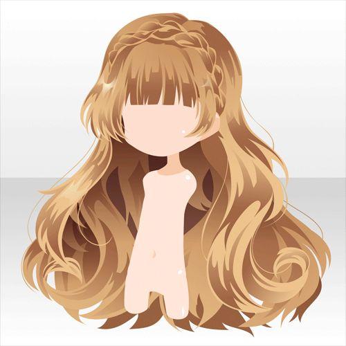 2072 art - hair