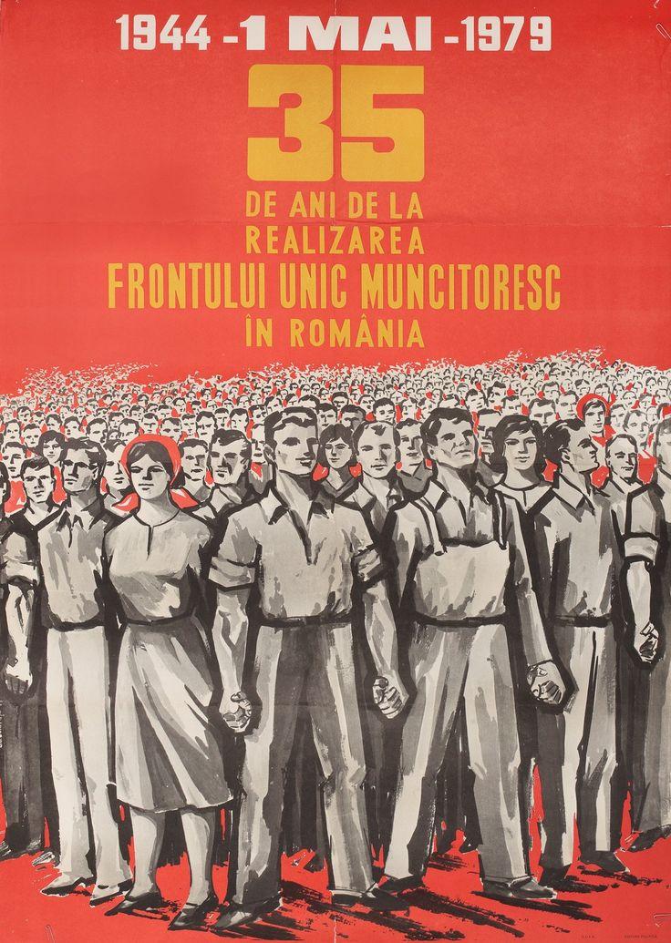 21 dintre cele mai amuzante afișe comuniste din România lui Ceaușescu - VICE