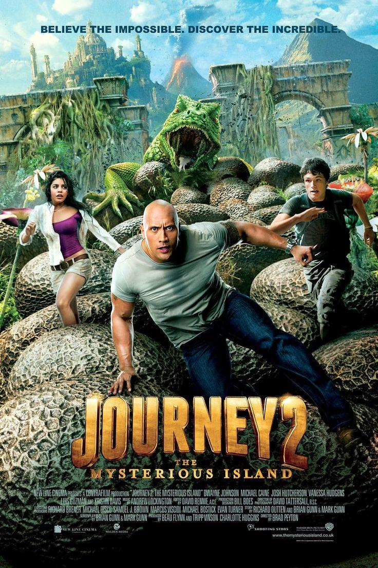 Journey 2 The Mysterious Island Hela Filmen Pa Natet Undertexter Hd The Mysterious Island Island Movies Adventure Movies