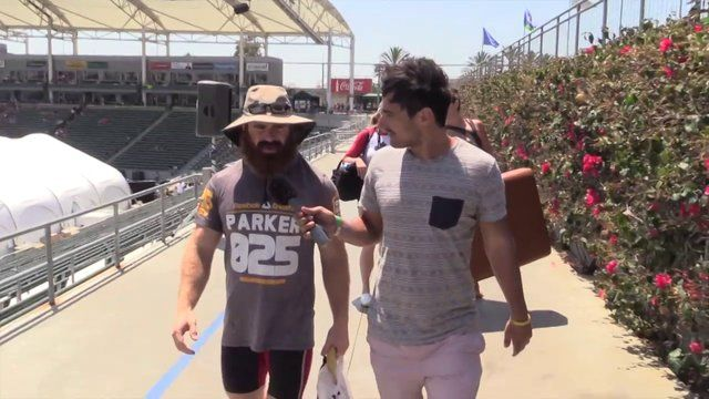 Lucas Parker: 2013 CrossFit Games Day 3