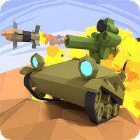 IronBlaster Online Tank Battle 1.4.1 FULL APK  MOD Unlocked  arcade games