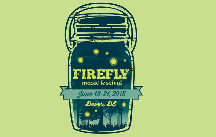 Firefly Music Festival 2015 Featuring Logic, Kid Cudi, Tycho, The Chainsmokers