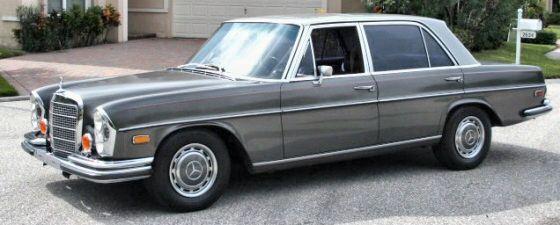 1971 Mercedes 300 SEL 6.3