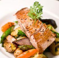 Patti LaBelle's Lemon Herb grilled tuna recipe