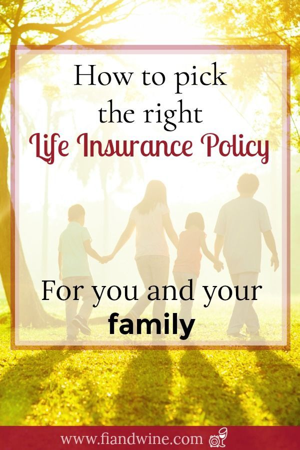 Understanding the Different Types of Life Insurance Policies