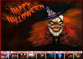 Blog de palma2mex : 18 Wallpapers HD de Halloween para Windows 10