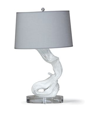 maybe bedside table lamps