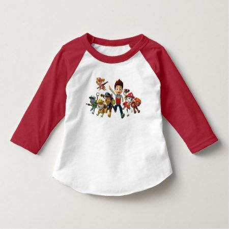 PAW Patrol T-Shirt - click to get yours right now!