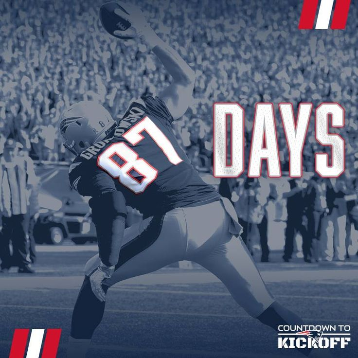 The countdown continues!