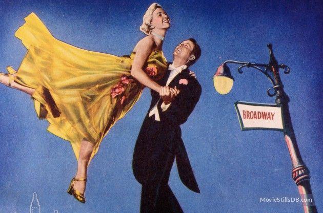Lullaby of Broadway - Publicity still of Doris Day & Gene Nelson