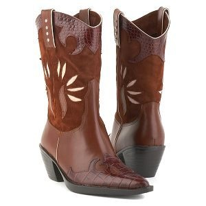 Vaneli Jeska Western Boots Womens