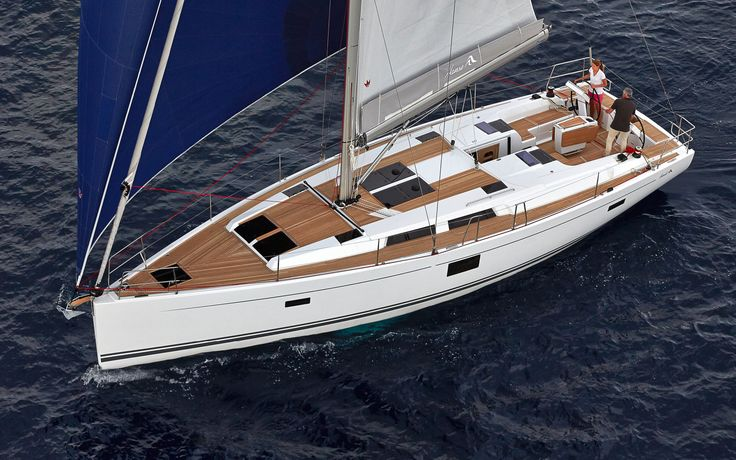 NEW Model Hanse 455. Ill take one in each color! Visit www.jk3hanse.com for more