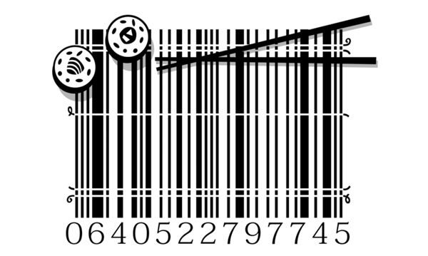 Creative Barcode Designs by Steve Simpson