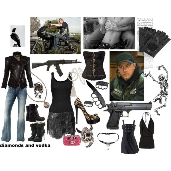 Jax Teller, created by summersdream on Polyvore