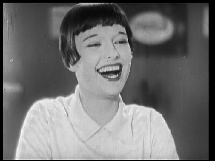 ithankyou: Louise Brooks + WC Fields - It's the Old Army Game (1926)