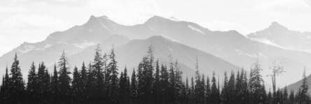 Tattoo mountain tree wave 61+ ideas