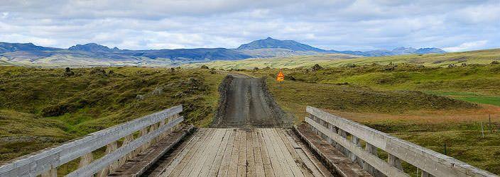 Le sud de l'Islande en 4X4 et en une semaine