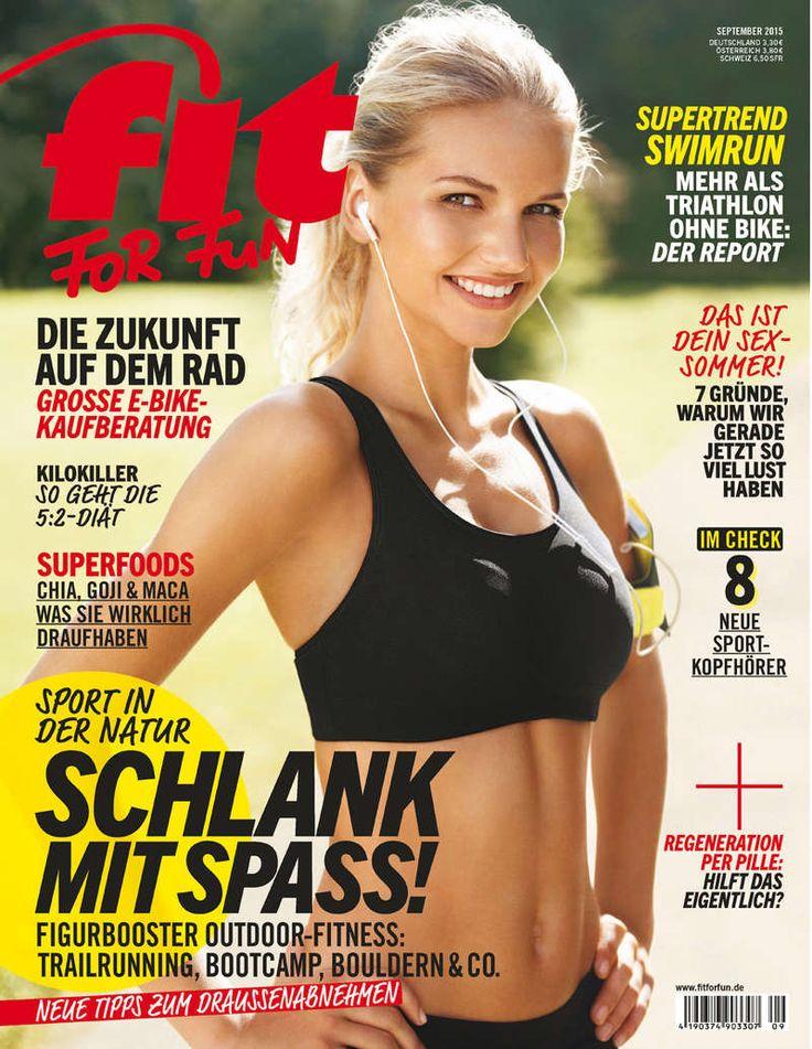 FIT FOR FUN Magazin
