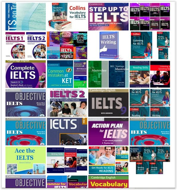 E-Books for Learners & Teachers of English: IELTS