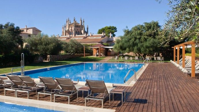 86 best hotels and villas in mallorca images on pinterest for Kapfer pool design mallorca