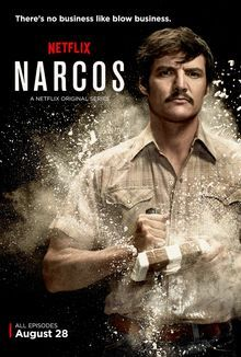 Narcos - Season 1 A drama based on the life of notorious Colombian drug lord Pablo Escobar. A chronicled look at the criminal exploits of Colombian drug lord Pablo Escobar.